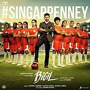 "Singappenney (From ""Bigil"") (Full Song & Lyrics) - Singappenney (From ""Bigil"") - Download or Listen Free - JioSaavn"