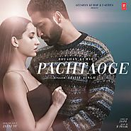 "Pachtaoge (From ""Jaani Ve"") (Full Song & Lyrics) - B Praak, Arijit Singh - Download or Listen Free - JioSaavn"