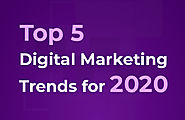 Top 5 Digital Marketing Trends for 2020 | Grazitti Interactive
