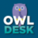 Tweet from Social Media Mgmt. - @OwlDesk