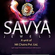 SAVYA JEWELS: Best Gold Jewellery Manufacturer of Italian Jewellery