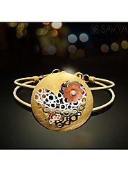 Have A Look On Women's Italian Bracelets From Savya Jewels