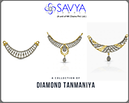 A Collection Of Diamond Tanmaniya From Savya Jewels