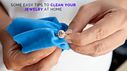 Some Easy Tips To Clean Your Jewellery At Home