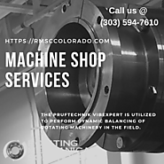 Rotating Mechnical Solutions Corp — How to Select Best Machine Parts Manufacturer?