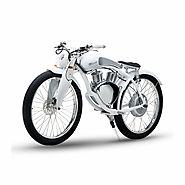 SHI PAO Munro Electric Motorcycle Classical Style Retro Motorbike
