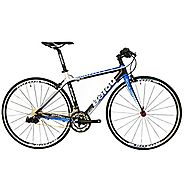 BEIOU CB0012B Carbon Comfortable  Hybrid Bicycles 700C Road Bike