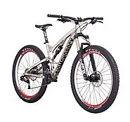 Diamondback Bicycles Catch 1 27.5 Plus Full Suspension Mountain Bicycle