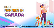 Best Nannies Service in Canada