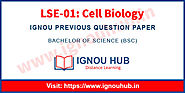 IGNOU LSE 1 Question Paper | Ignouhub.in