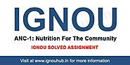 IGNOU ANC 1 Solved Assignment 2019-20 | IgnouHub.in
