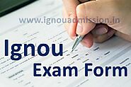 IGNOU Exam Form December 2020 | IgnouAdmission.in