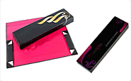 Hair Extension Packaging Boxes | Hair Packaging Wholesale - Printcosmo