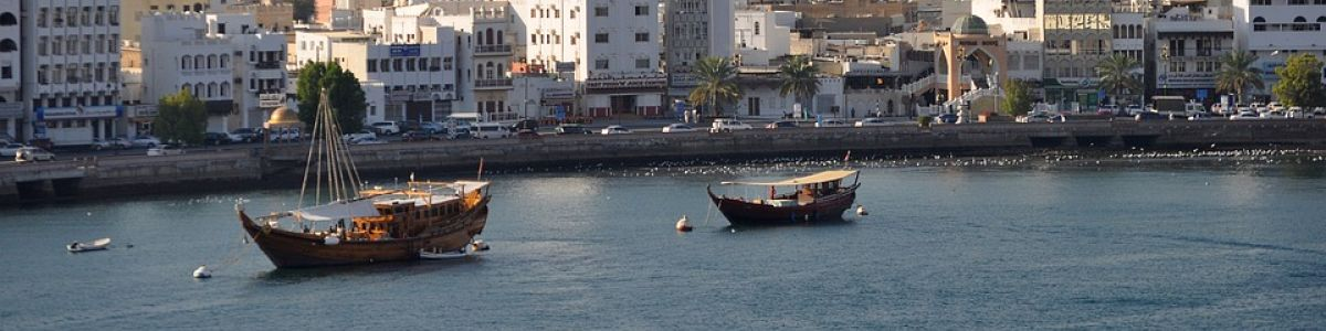 Headline for 05 Best Things To Do in Muscat Oman - For a quick tour