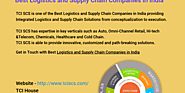 Find the Best Supply Chain Services in India