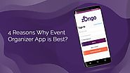 4 Reasons Why the Event Organizer App is Best? - Zongo