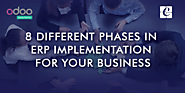 Different Phases of ERP Implementation