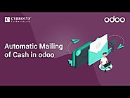 Automatic Mailing of Cash in Odoo 12