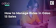 Manage Rules in Odoo 13 Sales