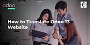 How to Translate Odoo 13 Website
