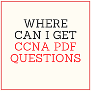 Where can I get the CCNA 200-125 PDF questions