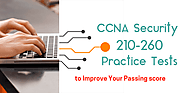 CCNA Security 210-260 Practice tests