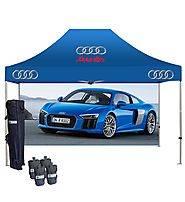 Best Offers On Heavy Duty Pop Up Canopy Tents From Display Solution!