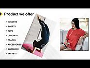 Women's Best Sports Bra, Tops, Swimsuit, Jacket, Leggings At Kica Active