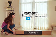 How it Works - frameit TV