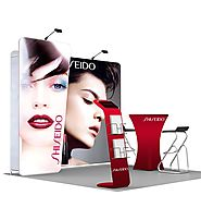 Show Off Your Brand With Our Innovative Trade Show Booth Designs | Exhibits Solution