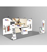 Portable Trade Show Booths For Marketing Event | Exhibits Solution