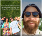 Slingshot - New App to Capture and share moments