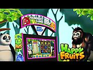 Happy Fruits Skill Game in Pennsylvania - Huge Win & Bonus Spins! Skill Machine in PA