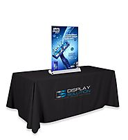 Buy Your Perfect Trade Show Banner Stand in Canada | Display Solution