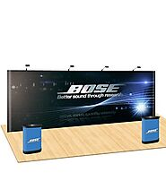 Order, Custom Pop Up Displays For Indoor Trade Shows & Events