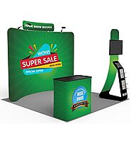 Order, Best Quality Portable Display Booths For Your Business Promotion