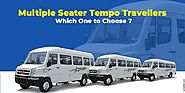 Multiple Seater Tempo Travellers: Which One To Choose?