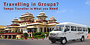 Travelling in Groups? Tempo Traveller is What you Need | Pos