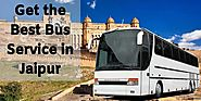 Get the Best Bus Service in Jaipur - Harivansh Tours