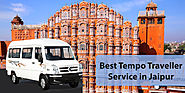 best tempo traveller service in Jaipur: