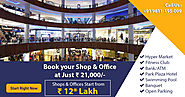 SALE FOR SHOP AND OFFICE SPACE IN NOIDA – GBS NOIDA