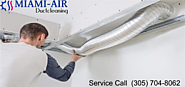 Be Safe in the Air-conditioned Room With Regular Duct Cleaning