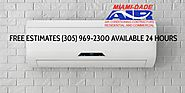 Take good care of AC from AC repair Miami Gardens
