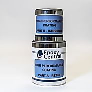 Chemical Resistant Epoxy Novolac Topcoat | Epoxy Central