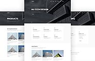 Corporate Website Templates | Muntasir Mahdi - Digital Marketer | Web Developer | Writer
