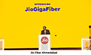 Jio Fiber Ahmedabad - Plans, Offers, Prices and Launching Date – All You Need To Know