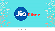 Jio GigaFiber in Hyderabad- Plans, Prices, Offers And Registration l All You Need to Know