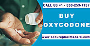 Few simple step for Buying Oxycodone online