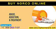 few simple step for Buying norco online