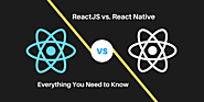 ReactJS vs. React Native: Everything You Need to KnowsteemCreated with Sketch.